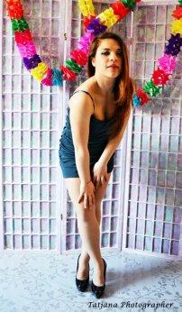 makeup, wigs and retouching by Tatjana Amateur Ph